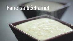 Recette de Sauce béchamel sans gluten