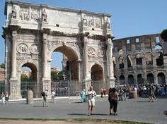 Arco di Constantino - Roma