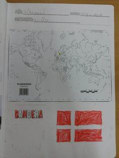 Nuestro libro viajero de este curso ha terminado de viajar por nuestras casas. Entre todos/as hemos investigado países que no coincidieran ...