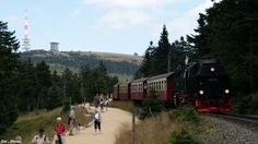 Harz Mountains and Brocken railway