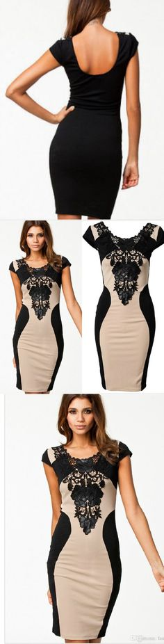 Floral Lace Mini Dress! Click The Image To Buy It Now or Tag Someone You Want To Buy This For.  #FloralLaceDress