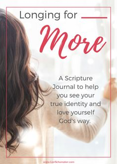 Discover Your Identity as a Reflection of Christ: A Free Online Bible Course Christian Women, Christian Living, Christian Faith, Scripture Journal, Bible Verses, Scriptures, Redeeming Love, Identity In Christ, All Family