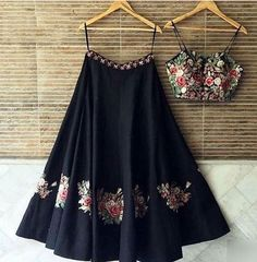 Checkout this newly arrival flower embroidered wall lehenga choli Get the look for only 1600 INR To buy WhatsApp @ 9054562754