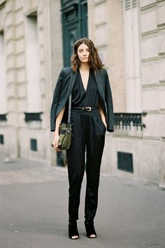 Paris Fashion Week | via Vanessa Jackman