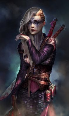 Downaload Fantasy, woman warrior, art wallpaper for screen Nokia X, - Krieger Bard, Fantasy Characters, Fantasy, Character Inspiration, Fantasy Artwork, Character Portraits, Fantasy Art, Warrior Woman, Viking Woman
