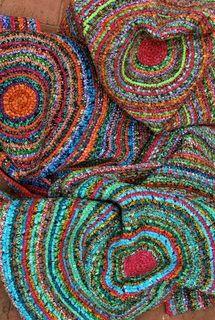 Handmade Rugs From Uganda.
