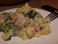 Reţeta zilei: Salată de ton cu cartofi