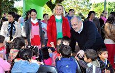 El Gobernador Colombi anunció una inversión de más de 4 millones de pesos en el municipio de San Carlos #VamosParaAdelante
