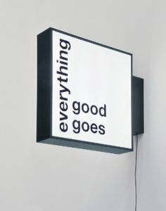 Everything good goes to shit retail branding, retail signage, retail logo, shop signage Shop Signage, Signage Display, Retail Signage, Wayfinding Signage, Signage Design, Retail Branding, Retail Logo, Led Neon, Vintage Store