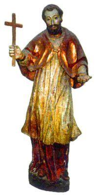 SAN CARLOS BORROMEO, entró de sacerdote y a los 25 años fue obispo. Luego sería nombrado arzobispo de MILÁN