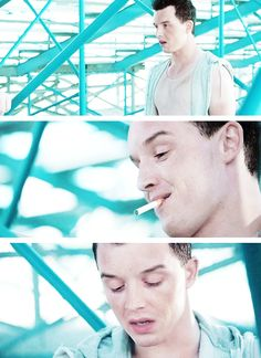 Mickey Milkovich. Such an adorable little nugget ♥