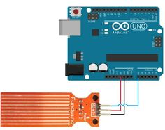 Arduino liquid level sensor circuit 7rav7virso