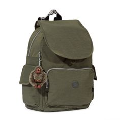 bf0a70f0d Gear up for every adventure big and small with our Ravier backpack. It's  kicked up. Kipling