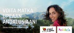 Voita 500 euron matkalahjakortti Andalusiaan: http://www.rantapallo.fi/andalusia/