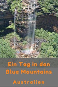 Die Blue Mountains vor den Toren von Sydney Australien, Australia, Wandern, Nationalpark, Reisebericht, Reisetipp