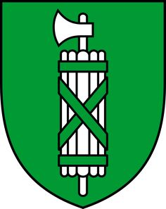 Coat of arms of canton of St. Gallen.svg