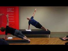 New Pro Bridge Mat Classes from BASI Pilates