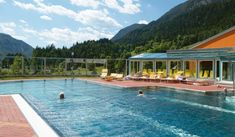 Therme Bad Bleiberg in Kärnten Berg, Outdoor Decor, Home Decor, Recovery, Decoration Home, Room Decor, Home Interior Design, Home Decoration, Interior Design