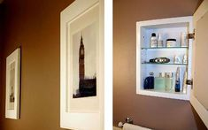 hidden cabinet Stash Your Stuff in Concealed Cabinets