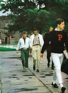 1960s college campus