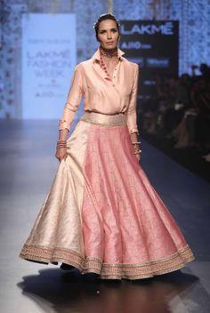 Tarun Tahiliani - Lakme Fashion Week - SR 17 - 4