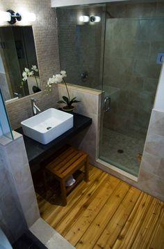 Buun Motto Architects Atlas Teras Mersin Modernes Badezimmer