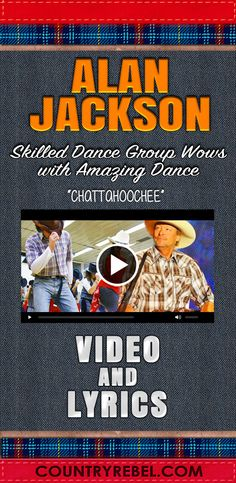 """Skilled Dance Group Wows With Amazing Dance To Alan Jackson's """"Chattahoochee"""""""