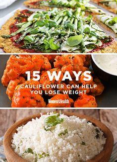 cauliflower weight loss