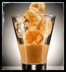 Buttered Toffee Cocktail: Amaretto, Bailey's,Kahlua, cream. #StPatricks
