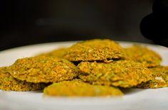 Croquettes au curry ou comment recycler la pulpe de carotte issue de l'extracteur de jus