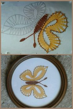 Bobbin Lace Patterns, Butterfly, Needlepoint, Bobbin Lace, Butterflies, Ornaments, Crates, Handmade, Gifts