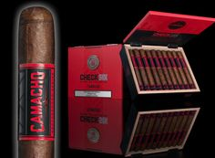 Camacho Check Six - Camacho presents latest addition to its Brotherhood Series - Cigar Journal Brotherhood Series, Cigars, Presents, Classy, Journal, Check, Gifts, Chic, Cigar