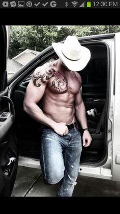 Everyone loves a good tattood guy :)