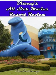 Disney's All Star Movies Resort Review, Walt Disney World, Disney Vacation