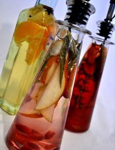 Top 5 Edible Gifts – #2: Infused Vinegars
