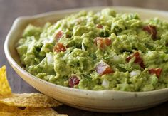 Forget store bought guacamole! This recipe will show you how to make the best, most delicious homemade guacamole. Simple and creamy, perfect for dips or on toast!