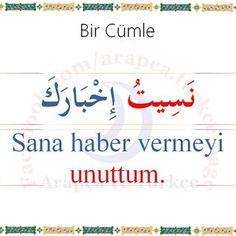 𝖆𝖗𝖆𝖕𝖈𝖆.𝖌𝖗𝖆𝖒𝖊𝖗 (@arapca.gramer) • Instagram fotoğrafları ve videoları Turkish Lessons, Arabic Calligraphy, Instagram, Arabic Calligraphy Art
