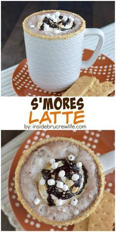 This fun coffee drink has all the flavor of a s'mores without all the work. Perfect drink to relax with this afternoon. This fun coffee drink has all the flavor of a s'mores without all the work. Perfect drink to relax with this afternoon. Ninja Coffee Bar Recipes, Coffee Drink Recipes, Cold Coffee Drinks, Specialty Coffee Drinks, Chocolates, Yummy Drinks, Yummy Food, Fancy Drinks, Bar Drinks