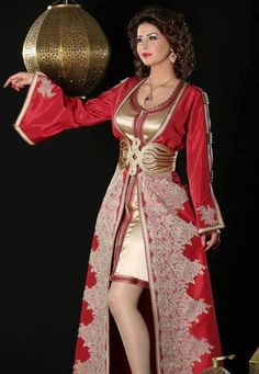 Caftan marocain haute couture disponible au Maroc