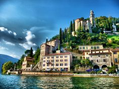 Can't wait to visit our friends in Lugano, Switzerland next summer!