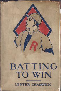 Batting to Win First Format DJ by baseballart, via Flickr