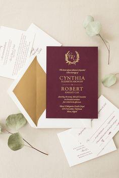 Cindy Bob S Winter Wedding Invitations Bar Mitzvah Ceremony Programs