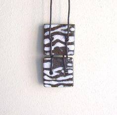 Gioiello zebra Gioielli Pietra lavica Motivo di Pietralavica, €23.00