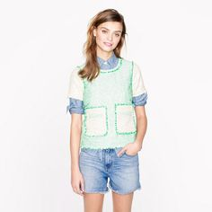 J.Crew spring collection came out today.This isn't perfect or anything.