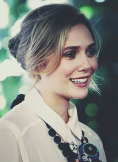 My edit beautiful Lizzie olsen