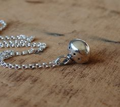 Sterling Silver Tinker Bell Pendant