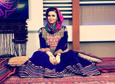 #afghani #dress #style #fashion #jewelry #mode Ethnic Fashion, Asian Fashion, Boho Fashion, Style Fashion, Fashion Jewelry, Afghani Clothes, Afghan Girl, Afghan Dresses, Types Of Dresses