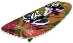 Lightwind Beginner Kiteboard