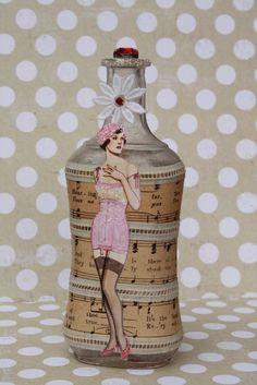 Vintage Bottle Beauty