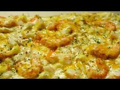 Seafood Mac and Cheese..try adding chipotle seasoning